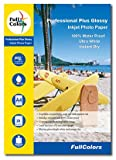 #10: Full Colors 270gsm Professional Plus Glossy Inkjet Photo Paper