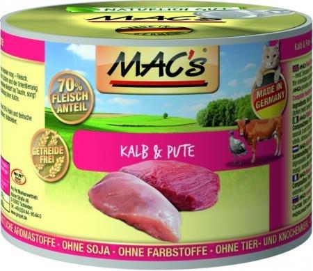 MAC's | Kalb & Pute | 6 x 200 g