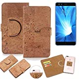K-S-Trade 360° Cover cork Case for Nubia Z17 mini S |