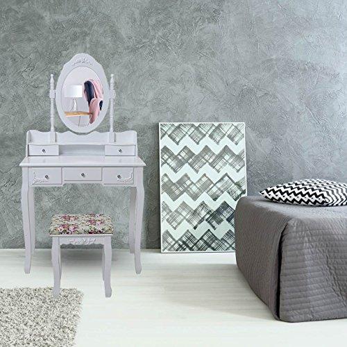 schminktische unterteiler im vergleich beste. Black Bedroom Furniture Sets. Home Design Ideas