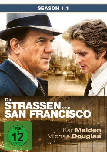 Bild von Die Straßen von San Francisco - Season 1.1 [4 DVDs]