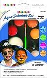 Mammut A30S103 - Snazaroo Schminkset Jungen 8 Farben