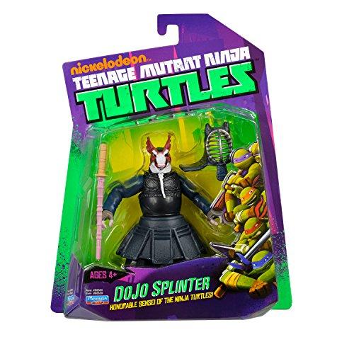 Image of Teenage Mutant Ninja Turtles Action Figure Splinter With Mask
