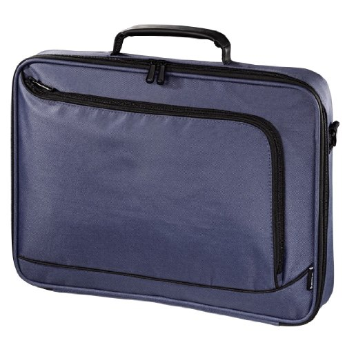 Hama Sportsline Bordeaux Notebook-Tasche bis 44 cm (17,3 Zoll) blau