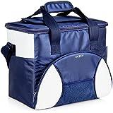 INTEY Kühltasche Kühlbox Faltbar Picknicktasche Isolierte Thermotasche unterwegs Campingtasche 20L