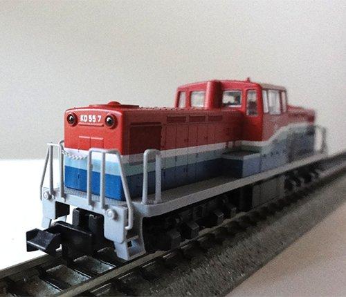 kato-keiyo-ferroviaire-cotiere-kd55-2-car-set-10-369-chemin-de-fer-modele-jauge-n