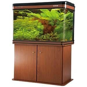 Boyu lz 1200 aquarium mit unterschrank f r salzwasser for Salzwasser aquarium fische