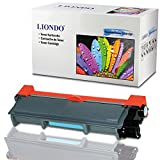 Liondo® Drucker / Tonerpatrone kompatibel zu Brother TN-2310 / TN-2320 / TN-660 für Brother HL-L 2300 Series, HL-L 2340 DW, HL-L 2360 DN / DCP- L 2500 Series, DCP-L 2520 DW, DCP-L 2700 DW / MFC- L 2700 Series, MFC-L 2740 DW Monochrome Monolaser - Multifunktionsdrucker - (2.600 Seiten Schwarz)