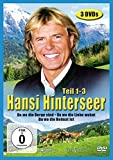 DVD Cover 'Hansi Hinterseer, Teil 1-3 [3 DVDs]