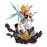 Bandai Dragon Ball 57529Figuarts ZERO Super Saiyan Gogeta, 20cm, 19200