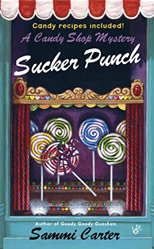 Sucker Punch (A Candy Shop Mystery Book 5) (English Edition)