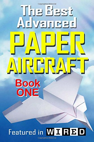 per Aircraft Book 1: Long Distance Gliders, Performance Paper Airplanes, and Gliders with Landing Gear (Glider Spielzeug)