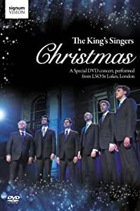 The King's Singers: Christmas - A special DVD concert performed from LSO ST Luke's, London (BONUS FEATURE: Life as a King's Singer) [2011] [Region 0]