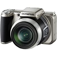 Olympus SP-800 UZ Appareil photo Bridge 14 Mpix Argent