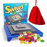 Puzzle Board 3D Rotation Vier verbundene Linie Spiel Eltern-Kind-Familien-Partyspielausrüstung