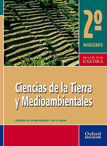 Ciencias de la tierra y medioambientales 2º bachillerato nueva exedra libro del alumno