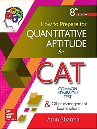 Arun Sharma Quantitative Aptitude For Cat Ebook