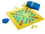 SCRABBLE - Juego de tablero, de 2 a 4 jugadores (Mattel Y9667) (versión en inglés)