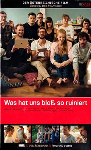 WAS HAT UNS BLOSS SO RUINIERT? (DVD)