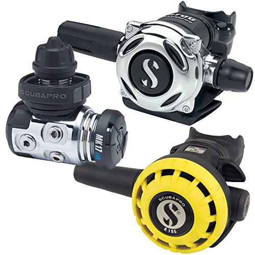SCUBAPRO - Atemregler-Set MK17 EVO DIN A700 mit R195