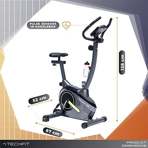 Zoom IMG-3 techfit b380 bicicletta di fitness