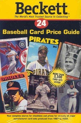 Beckett Baseball Card Price Guide (Beckett Baseball Card Price Guide, 24) (2002-04-04) (Beckett Baseball Card Price Guide)