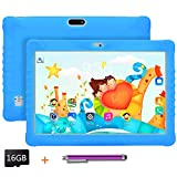 Kids Tablet 10.1 inch Display, Kids Mode Pre-Installed, with WiFi, Bluetooth and Games