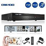Best DVR - OWSOO 4CH Full 960H/D1 Network DVR CCTV Sicurezza Review