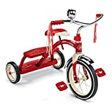 Radio Flyer New Classic Red Dual Deck Trike Tricycle Ride On Kid's Bike Toddler by Greenland Love