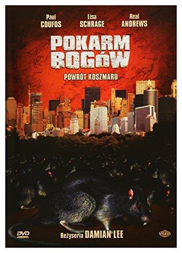 Preisvergleich Produktbild Food of the Gods II (Gnaw: Food of the Gods) Damian Lee - DVD Region 2 (IMPORT - UK FORMAT) by Paul Coufos