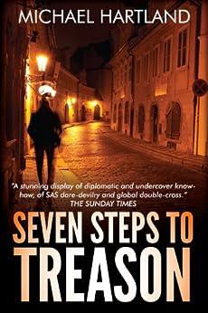 Seven Steps to Treason by [Hartland, Michael]