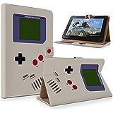 """art&cherry 7"""" (7Zoll) Tablet / Tablet-PC Hülle Case - Fintie Ultradünne Smart Shell Cover Lightweight Schutzhülle Tasche Etui GameBoy"""