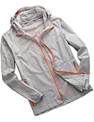 BRG315 Soleil Sport Manteau Peau Masculine Été En Plein Air Protection Vêtements Veste À Manches Longues Maillot Séchage Rapide