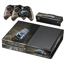 Colección 159, personalizado Console Xbox One Wrap Faceplates Decal Vinyl piel adhesivo pegatina skin protector Sport Extrême 037 Xbox One Skin