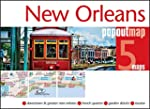 New Orleans PopOut Map - pop-up New O...