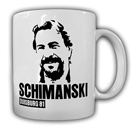 Horst Schimanski Duisburg 81 Götz George Schimmi Ruhrpott Ruhrgebiet Kult TV Fernsehserie Krimi Film Fan #18326 (Film-t-shirts Alte)