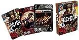 Aquarius Cartes à Jouer AC DC