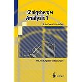 Analysis 1 (Springer-Lehrbuch)