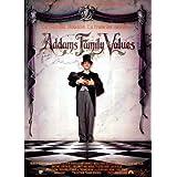 Póster de película Los valores de la familia Addams Español 27x 40In–69cm x 102cm Anjelica Huston Raul Julia Christopher Lloyd Joan CUSACK Carol Kane Christina Ricci