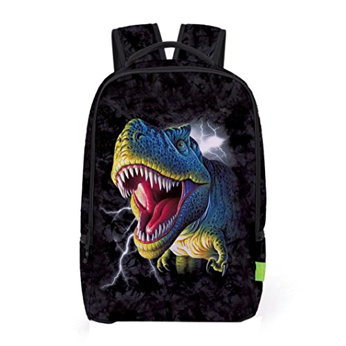 Lettera 3d Galaxy Travel Satchel School Bag Donna Uomo D