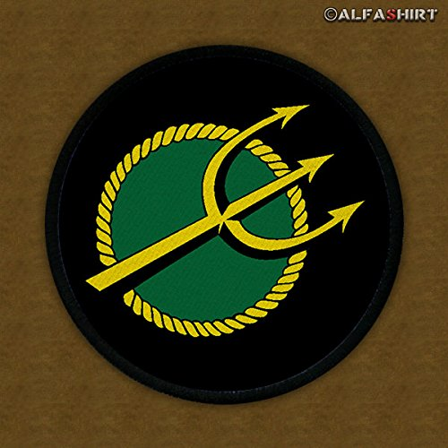 Coastal Marine (Patch / Aufnäher - Kustjägarna-Coastal Rangers Küstenjäger Schweden Aufnäher Uniform Spezial Einheit Wappen Schwedische amphibischen Marine Armee Militär #8658)