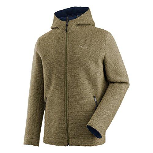 He. Sarner 2L Wool Full-Zip Hoodie Ite Pullover Hoodie