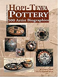 Hopi-Tewa Pottery: 500 Artist Biographies (American Indian Art)