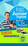 SSC JUNIOR ENGINEER EXAMINATION: 2017-18 (GENERAL AWARENESS)