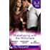 Misbehaving with the Millionaire: The Millionaire's Misbehaving Mistress / Married Again to the Millionaire / Captive in the Millionaire's Castle (Mills ... By Request) (Kept for His Pleasure, Book 9)