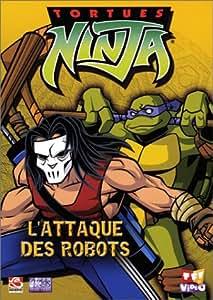 Tortues Ninja vol.1 : L'attaque des robots