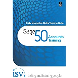 Sage 50 (2009 Pro Edition) Complete Interactive Training [CD-ROM]