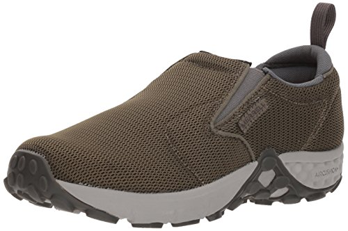 Mocassino Uomo Merrel Jungle Moc Vent AC+ Sneaker Slip-ON Dusty Olive - 42, Olive