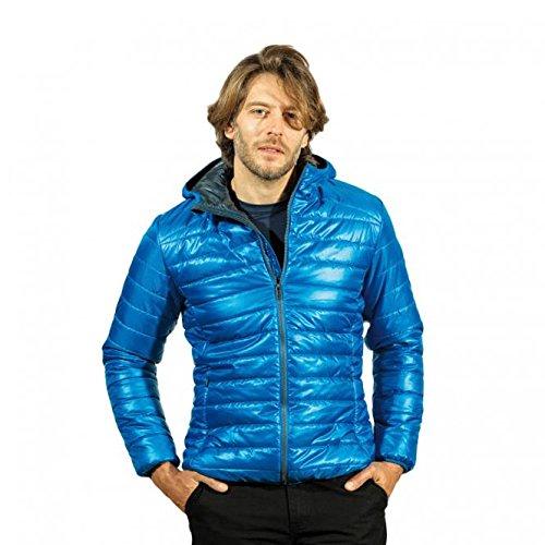 Northland Professional Herren Jan Microloft Kapuzenjacke Jacke Blau