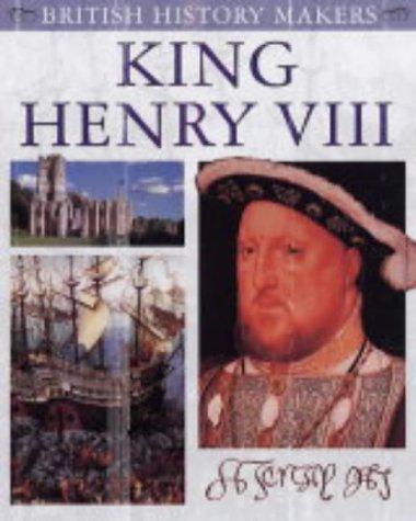 King Henry VIII (British History Makers) por Leon Ashworth